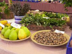Výstava ovocia, zeleniny, kvetov a ručných prác 14. - 16. 09. 2012