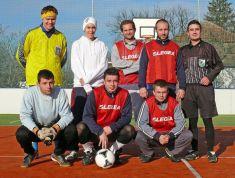Silvestrovský futbalový turnaj 2012