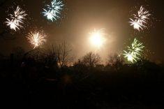 Silvester 2012 a Nový rok 2013