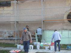 Rekonštrukcia kostola