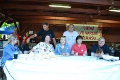 10. ročník súťaže vo varení gulášu